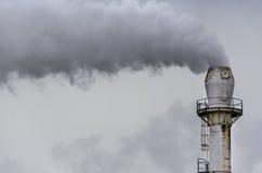 Dym od fabryki Zdjęcie Royalty Free