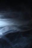 Dym w świetle Fotografia Royalty Free