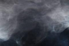 Dym w świetle Zdjęcie Royalty Free