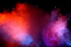 dym w ziemi obrazy royalty free