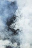 Dymiąca zasłona Fotografia Royalty Free