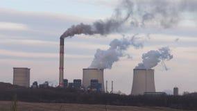 Dymienie elektrownia zbiory