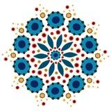 Dymkovo pattern Stock Photo