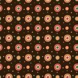 Dymkovo seamless pattern Royalty Free Stock Photography