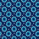Dymkovo seamless pattern Stock Photography