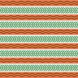 Dymkovo seamless pattern Stock Images