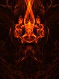 Dymna fantazja Zdjęcie Stock