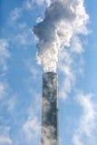 Dymna sterta Zdjęcie Stock