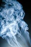 Dymny abstrakcjonistyczny tło Zdjęcie Royalty Free