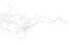 Dymny abstrakt Fotografia Royalty Free