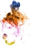 dymny koloru biel Obrazy Stock