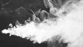 Dymny skutek pi?kny taniec para strza?u kobiety pracowniani young Dymna maszyna zbiory