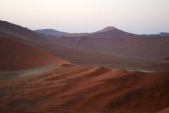 Dyn 45, Namib Naukluft nationalpark, Namibia arkivbild