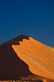 dyn namibia Arkivbild