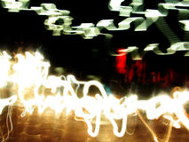 Dynamic Abstract Colorful Blurry Background Stock Images