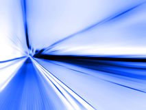 Dynamic background. Blue abstract background with dynamic shapes royalty free stock photo