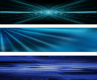 Dynamic backgrounds Royalty Free Stock Photography