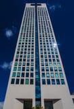 Dynamic business building in Frankfurt, Germany Stock Photos