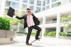 Dynamic business Stock Photos
