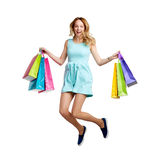 Dynamic consumer Stock Photography
