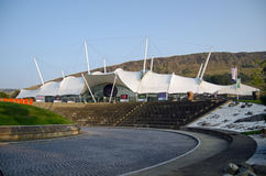 Dynamic Earth, Edinburgh Royalty Free Stock Photo