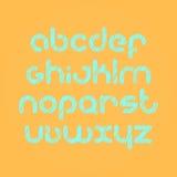 Dynamic font Stock Photo