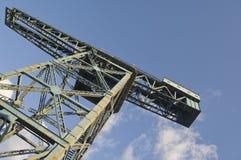 Titan Cantilever Crane Royalty Free Stock Photo