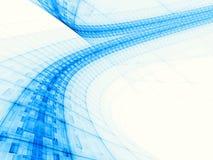 Dynamic Grid Royalty Free Stock Image
