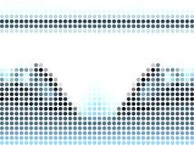 Dynamic hi-tech abstract Stock Image
