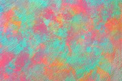 Dynamic joyful backgrounds with vivid radiant colors Stock Photo