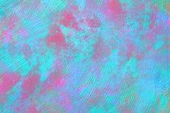Dynamic joyful backgrounds with vivid radiant colors Stock Photography