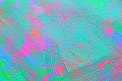 Dynamic joyful backgrounds with vivid radiant colors Stock Image