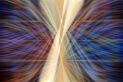 Dynamic light trail background. Colourful dynamic light trail background Royalty Free Stock Image