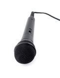 Dynamic mic Royalty Free Stock Photos