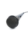 A dynamic mic Royalty Free Stock Photos