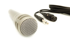 Dynamic microphone Royalty Free Stock Images