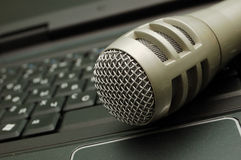 Dynamic Microphone Stock Images