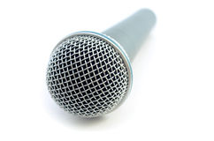 Dynamic microphone Royalty Free Stock Photo