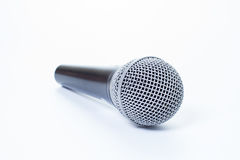 The dynamic microphone Royalty Free Stock Photo
