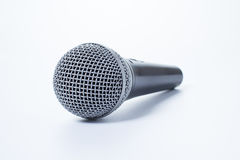 The dynamic microphone Stock Images
