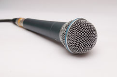 Dynamic microphone Stock Photos