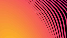 Dynamic modern design motion animation. Smooth gradient background with rotate stock video