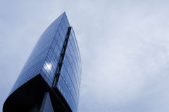 Dynamic office building Stock Image