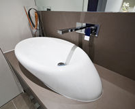 Dynamic shape hand wash Stock Images