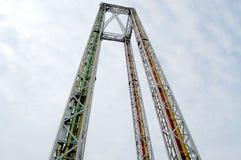 Amusement Park Ride Royalty Free Stock Image