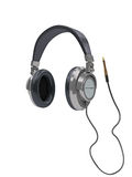 Dynamic stereo headphones Royalty Free Stock Photography