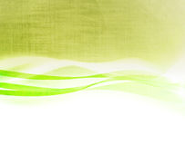 Dynamic Wave Background Royalty Free Stock Photography