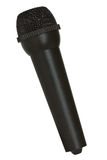 Dynamic wireless microphone Royalty Free Stock Image