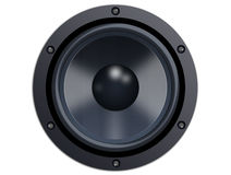 Dynamics loudspeaker Stock Images