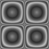 Dynamics loudspeakers Royalty Free Stock Photography